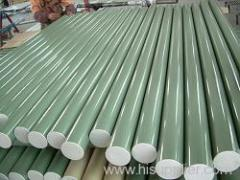 Powder Coating Steel Pipe