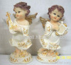 polyresin angel statues