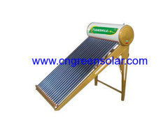 Vacuum Tube Solar Water Heating