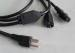 2 way divider power cord
