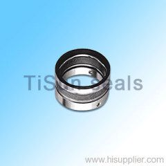 500 Bellow type mechanical seals