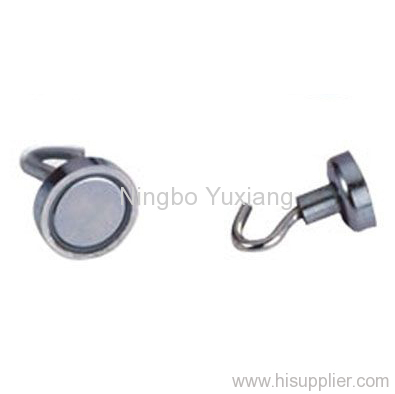 cup pot magnet holding hook