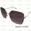 Metal Fashion Sunglasses