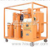 Industrial Lube Oil Purification Oil Filtration Machine