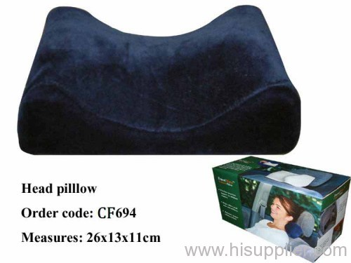 Adult neck support Memory foam head pillow