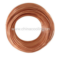 copperized steel tube