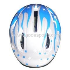 7 Hole Bike Helmet