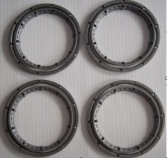 alloy wheel beadlock ring