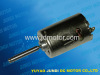 Micro dc motor for geared motor
