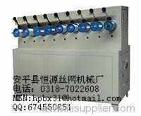 Uniform Moment Wire Rewinding Machine