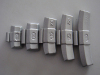 ZINC WHEEL WEIGHTS FOR TRUCK