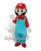 Mario Mascot Costume ,Christmas Party Dress