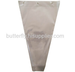 Clear sleeves/Transparent sleeves/Flower sleeves/Cone sleeves
