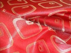 100% Cotton Plain Printed Woven Fabric