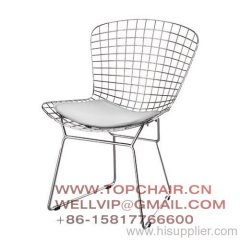 Wire side Chair,Bertoia Chair