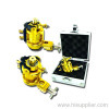 Gold Aluminum Motor Tattoo Machine