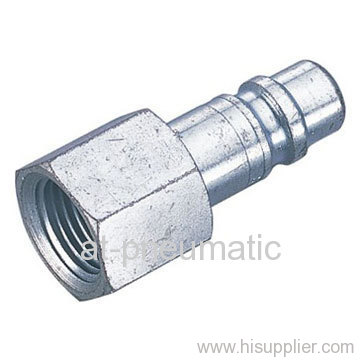 Female thread air coupler