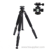 4 Section Leg Professional tripod with head