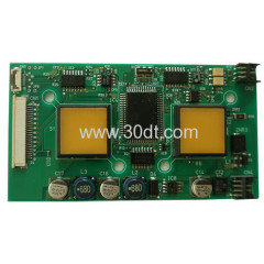Toshiba Elevator Spare Parts PCB HIB-100A External Call Circuit Board