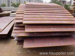 Boiler Plate And Pressure Vessel Plate