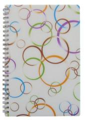 PVC Cover Notebook