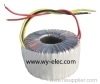 Toroidal transformer, Ring transformer ,Audio transformer