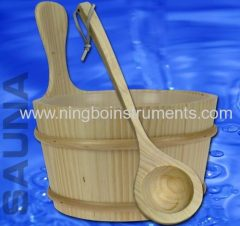 Sauna Bucket Scoop