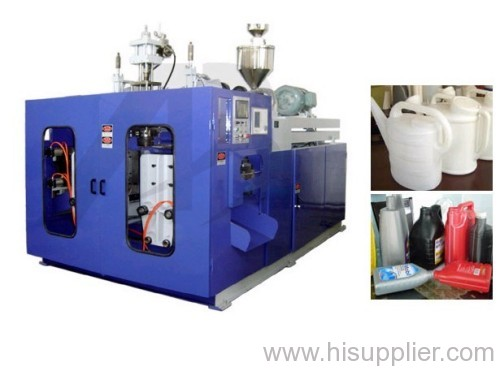 Automatic plastic blowing machinery