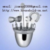 barware set shaker Ice tongs Ice bucket Ice tongs Stirrer
