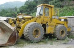 Caterpillar 966F Wheel loader