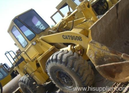 Caterpillar 950B Wheel Loader