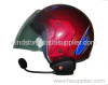 Motorcycle Helmet Headset Intercom Bluetooth Handsfree