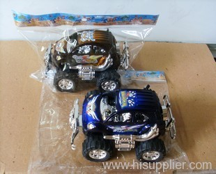 Pull back toy racing car