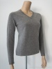 V Neck Cashmere Sweaters, Women Cashmere Sweater