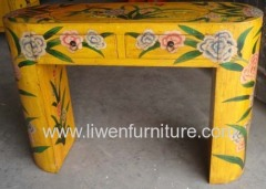 chinese antique wood table