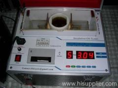 Automatic Insulation Oil Tester