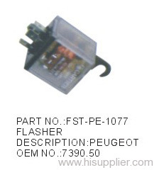 Flasher Relay PEUGEOT