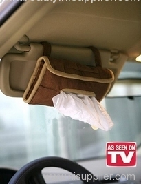 car tissue holder