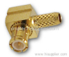 MCX Right Angle Male Connector Crimp for LMR100 Cable