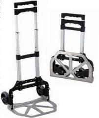 Aluminium Foot Plate Trolley