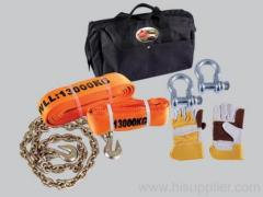 winch recovery bag