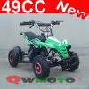 NEW 49cc Mini Quad Pocket ATV MotoBike CE