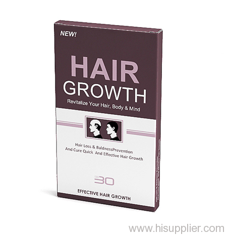 Stop hair loss products OEM private label
