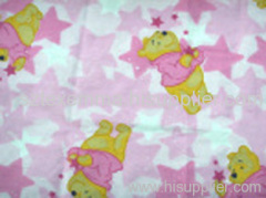 COTTON FLANNEL PRINTED FABRIC