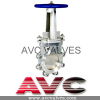 AVC Lug Wafer Knife Gate Valve