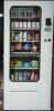 snack ,combo , soft drink vending machine