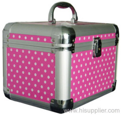 aluminum cosmetic case,aluminum makeup case