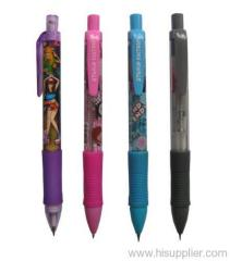 2 ball pen 1 pencil multifunctional pen