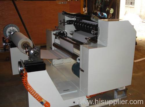 Fax Paper Slitting Machine