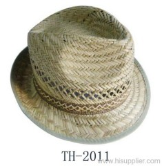 fashion straw cowboy hats